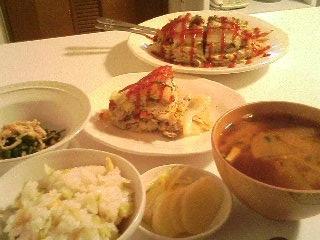 2009.12.17 お夕飯