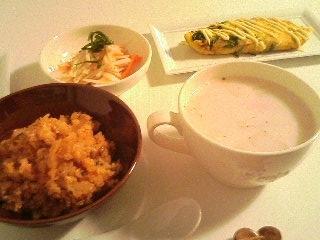 2009.12.21 お夕飯