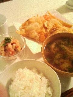 2009.12.22 お夕飯