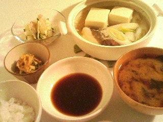 2009.12.27 お夕飯