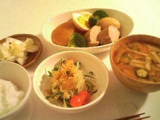 2009.12.30 お夕飯