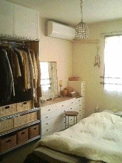 寝室 (before)