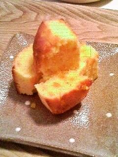 2010.03.07 柚子パウンドケーキ