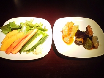 NAE_野菜のミニビュッフェ