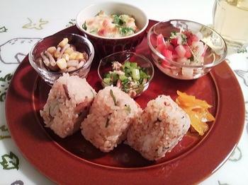 2010.11.18 お夕飯