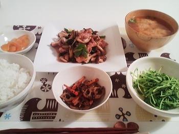 2010.11.21 お夕飯