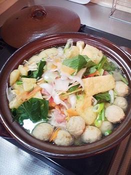 2010.11.23 お夕飯