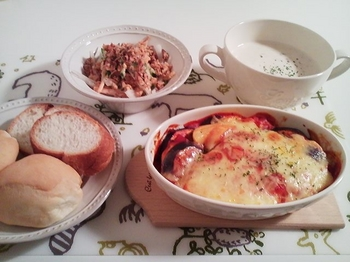 2010.11.24 お夕飯