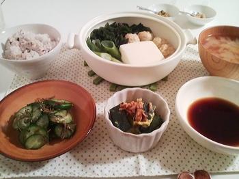 2010.11.25 お夕飯