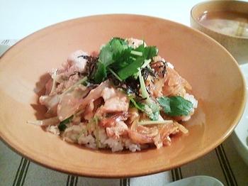 2010.11.27 お夕飯