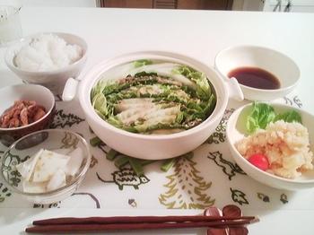 2010.12.09 お夕飯