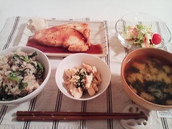 2010.12.12 お夕飯