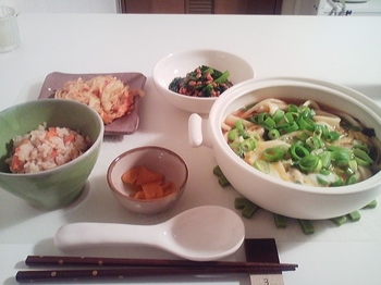 2010.12.20 お夕飯