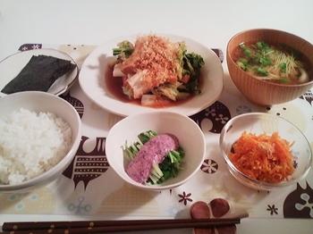 2010.12.23 お夕飯