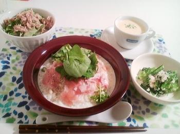 2010.12.28 お夕飯