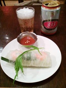 Nha Viet Nam_小海老と野菜の生春巻