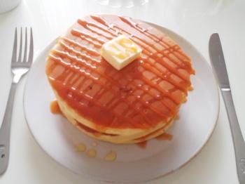 2011.03.27 ホットケーキ