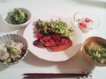 2011.04.28 お夕飯