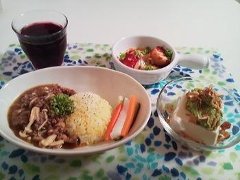2011.06.27 お夕飯