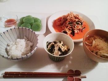2011.06.29 お夕飯