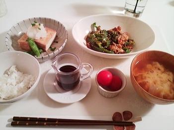 2011.07.30 お夕飯