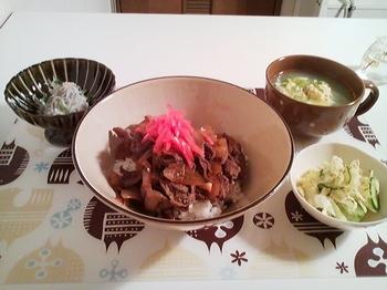 2011.08.07 お夕飯