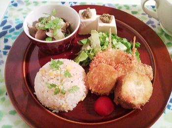 2011.08.08 お夕飯
