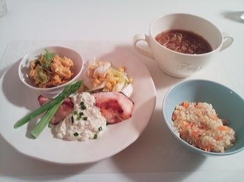 2011.08.10 お夕飯