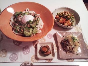 2011.08.31 お夕飯