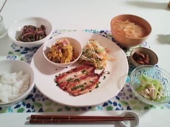 2011.09.06 お夕飯