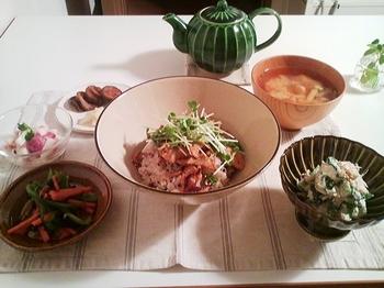 2011.09.25 お夕飯