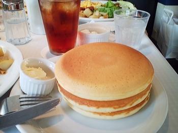 モトヤパンケーキ リストランテ_ミールパンケーキ