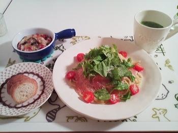 2011.10.02 お夕飯
