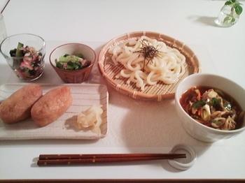 2011.10.04 お夕飯