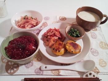 2011.10.05 お夕飯