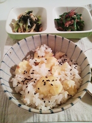 2011.10.11 お夕飯