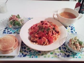 2011.10.12 お夕飯