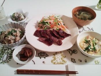 2011.10.13 お夕飯