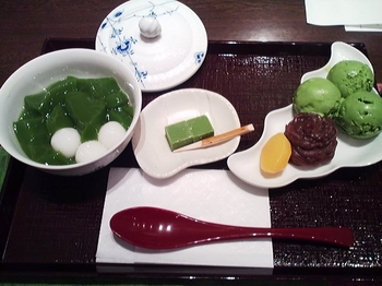 中村藤吉_生茶ゼリィ『抹茶』