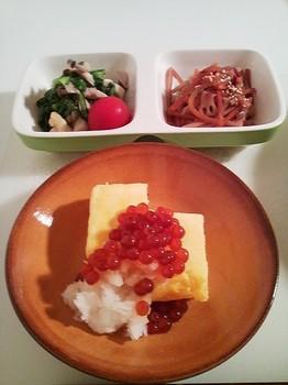 2011.12.04 お夕飯