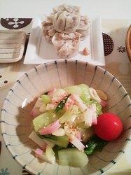 2011.12.05 お夕飯