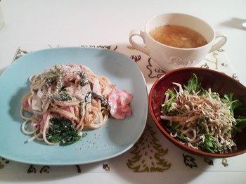 2011.12.08 お夕飯