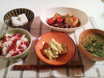 2011.12.11 お夕飯
