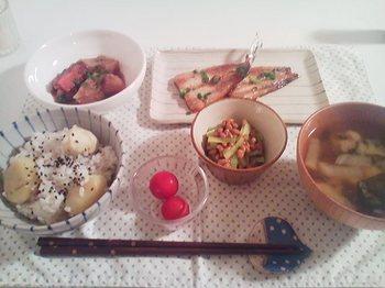 2011.12.12 お夕飯