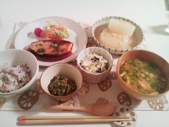 2011.12.19 お夕飯