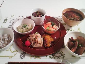 2011.12.23 お夕飯