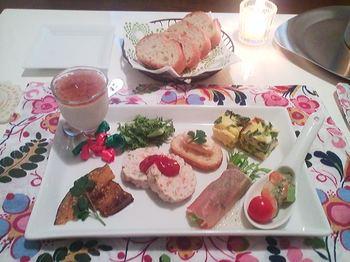 2011.12.25 お夕飯