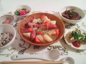 2011.12.26 お夕飯