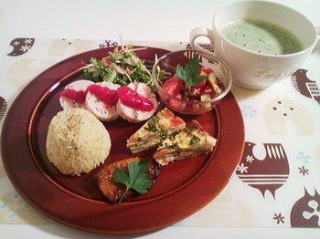 2011.12.27 お夕飯