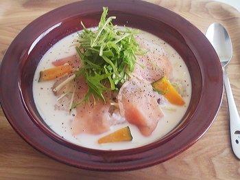 2011.12.30 お昼ご飯